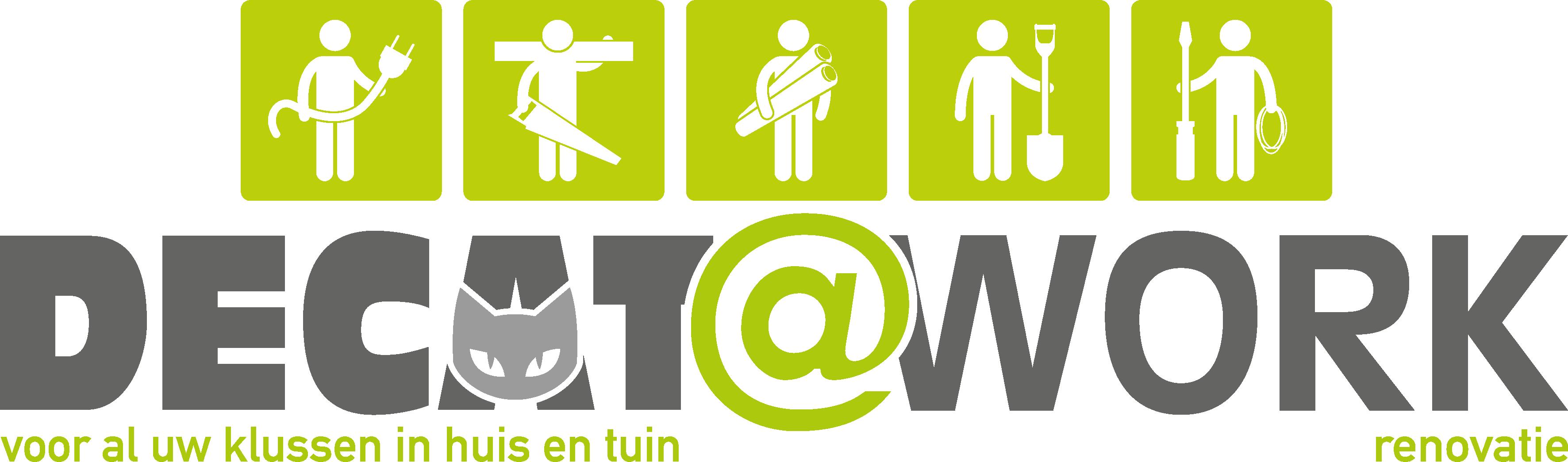 Logo klussendecat