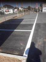 Belijning parkings