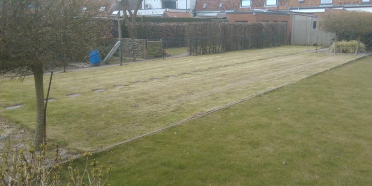 Systematisch onderhouden van uw tuin